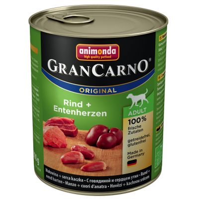 Animonda GranCarno Original Adult 6 x 800 g