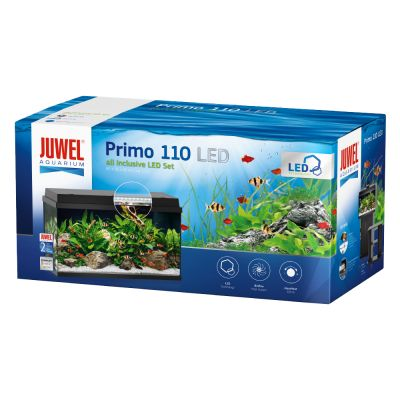 juwel primo 110 led aquarium pour d butant zooplus. Black Bedroom Furniture Sets. Home Design Ideas