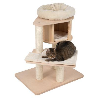 natural paradise mini arbre chat zooplus. Black Bedroom Furniture Sets. Home Design Ideas