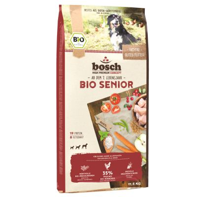 bosch bio senior hundefutter g nstig bestellen zooplus. Black Bedroom Furniture Sets. Home Design Ideas