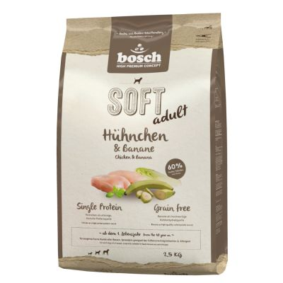 Bosch HPC Soft Pollo & Banana