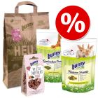 Bunny Rabbit Starter Set - 250g Bunny Hay from Protected Meadows Free!*