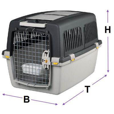 Gulliver - Cage de transport pour chien et chat - zooplus