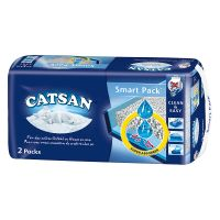 Catsan Smart Pack Great Deals On Cat Litter At Zooplus
