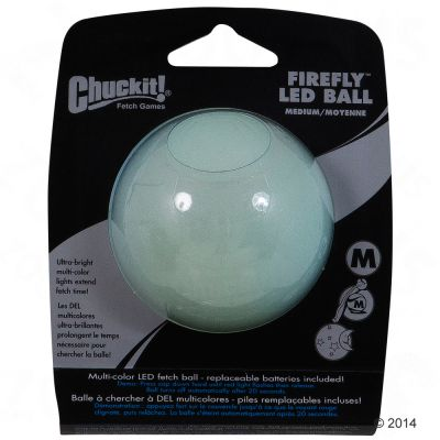 Chuckit! Firefly LED-Ball