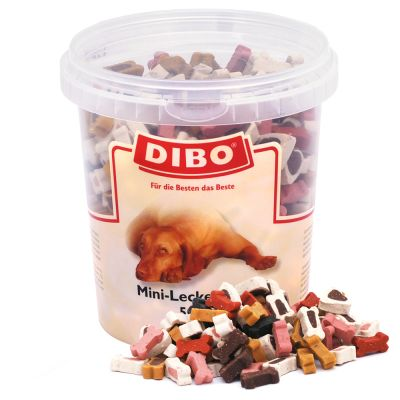 Dibo Snack mix - semi umido