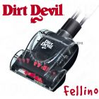 Dirt Devil Fellino Dierenharen Mini-Turboborstel