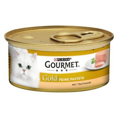 Gourmet Gold Mus 12 X 85 G