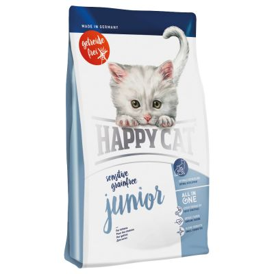 Happy Cat Sensitive Grain-free Junior
