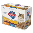 Hill's Science Plan Adult 1+ Urinary Health Hairball Control 12 x 85 g pour chat