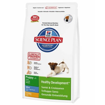 Hill's Science Plan Puppy Healthy Development Mini mit Huhn