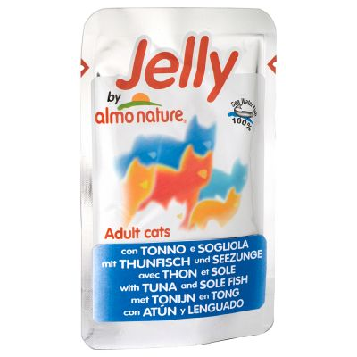 Jelly by Almo Nature Buste 6 x 70 g