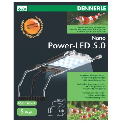 Lampada Dennerle Nano Power-LED 5.0