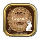 Lily's Kitchen Organic Turkey Dinner for Cats