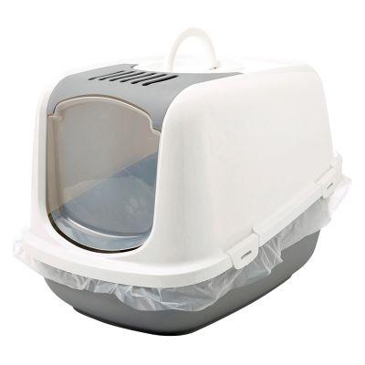 savic nestor xxl maison de toilette pour chat zooplus. Black Bedroom Furniture Sets. Home Design Ideas