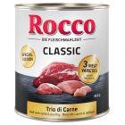 dbe7836fe847d Špeciálna edícia: Rocco Classic Trio di Carne