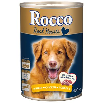 Rocco Real Hearts 24 x 800 g