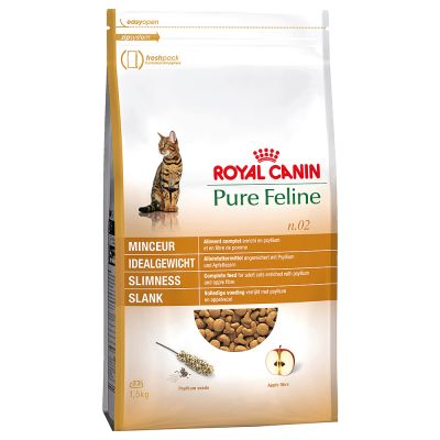 Wilderness Cat Food Coupons >> Royal Canin Pure Feline No. 2 Slimness: amazing products at zooplus