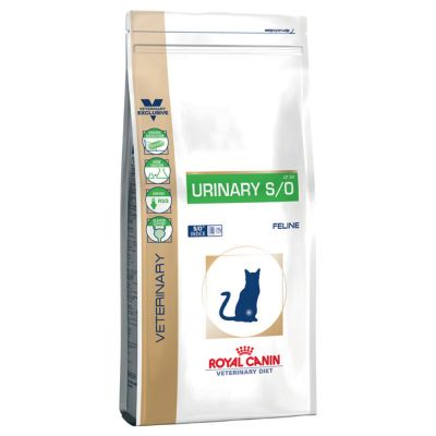 Royal Canin Veterinary Diet Feline Urinary S/O LP 34