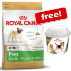 Small Bags Royal Canin Breed Dry Dog Food + Travel Food Bin Free!*