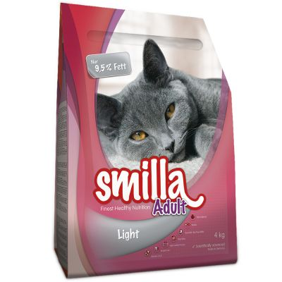 Smilla Dry Cat Food Economy Packs 2 X 4kg Free P Amp P 163 29