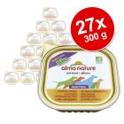 Sparpaket Almo Nature Daily Menu Bio 27 x 300 g