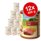Sparpaket MAC's Adult 12 x 400 g