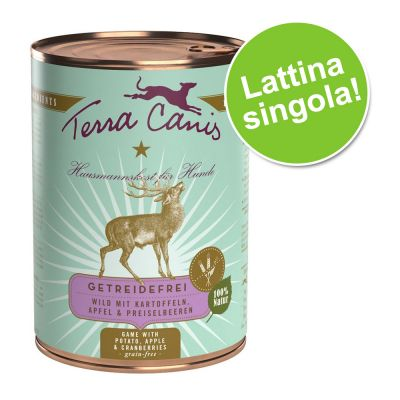 Terra Canis Senza cereali 1 x 400 g