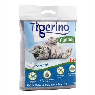 Tigerino Canada Cat Litter Sensitive Free P Amp P On