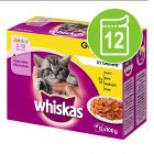 Whiskas Junior buste 12 x 100 / 85 g