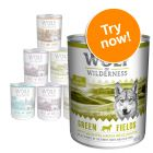 Wolf of Wilderness Adult Mixed Pack - 4 varieties