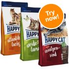 3 x 1.4kg Happy Cat Adult – Mixed Pack