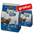 7,5 + 1,75 kg gratis! 9,25 kg Totally Ferret Active