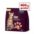 2 kg + 400 g gratis! Felifine Complete Nuggets