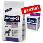 12 kg Advance Veterinary Diets + 200 g Advance Supplement gratis!