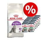 2 kg Royal Canin + 12 x 85 g Royal Canin in Soße