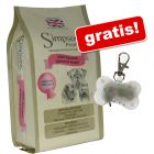 12 kg Simpsons Premium + Flasher Safety Light gratis!