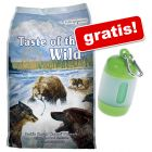 13 kg Taste of the Wild + Dispenser con sacchetti gratis!