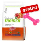 12 kg Trainer Natural + Osso gioco in TPR gratis!
