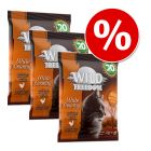 3 x 50 g Jubileumeditie Wild Freedom Adult