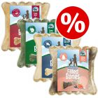 24 x 12cm Barkoo Filled Chew Bones Mixed Pack - Special Price!*