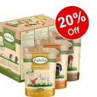 6 x 300g Lukullus Grain-Free Pouches Mixed Pack - 20% Off!*