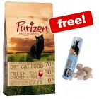 3 x 400g Purizon Dry Cat Food + Cosma Snackies DUO Free!*