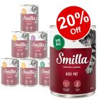 6 x 400g Smilla Beef Mixed Pack - 20% Off!*