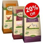 3 x 1.5kg Lukullus Adult Cold-Pressed Mixed Pack Dry Dog Food - 20% Off!*