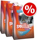 3 x 1kg Smilla Adult Dry Cat Food Mixed Pack - Special Price!*