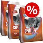 3 x 4kg Smilla Adult Dry Food Mixed Pack - Special Price!*