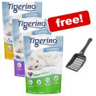 6 x 5l Tigerino Crystals Litter Mixed Pack + Litter Scoop Free!*