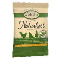 80 g Lukullus hidegen sajtolt Naturkost csirke & teljes kiőrlésű rizs