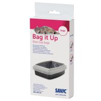 Savic Bag it Up Litter Tray Bags Large 12 kpl